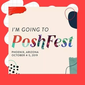 I'm going to PoshFest!